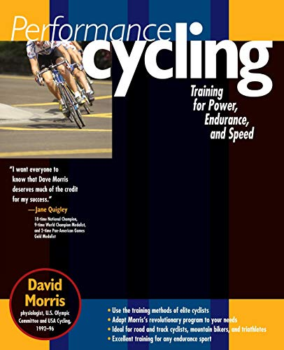 9780071410915: Performance Cycling : Training for Power, Endurance, and Speed
