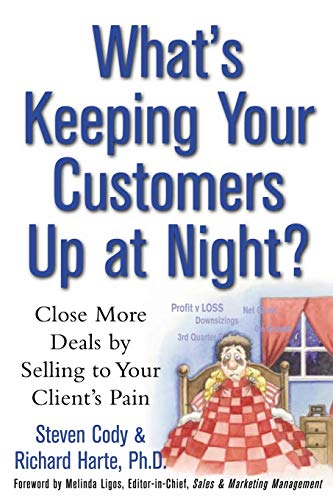 9780071411035: What's Keeping Your Customers Up at Night?: Close More Deals by Selling to Your Client's Pain