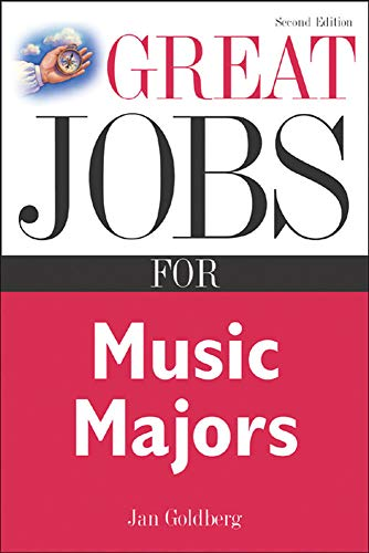 9780071411608: Great Jobs for Music Majors (Great Jobs For... Series)