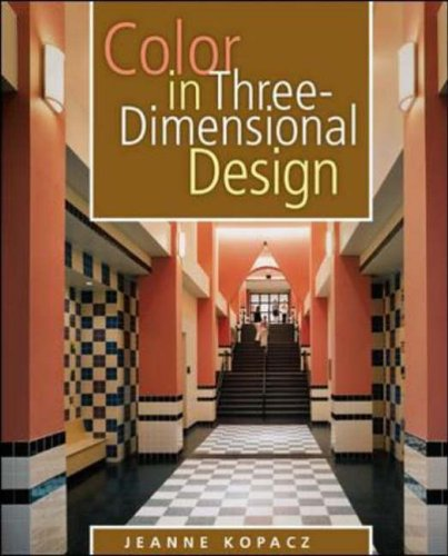 9780071411707: Color in Three Dimensional Design