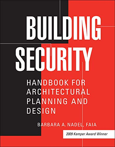 9780071411714: Building Security: Handbook for Architectural Planning and Design