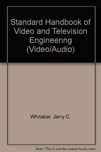 9780071411790: Standard Handbook of Video and Television Engineering (Video/Audio)
