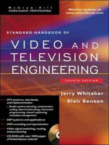 9780071411806: Standard Handbook of Video & Television Engineering