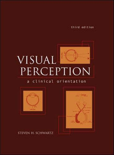 9780071411875: Visual Perception: A Clinical Orientation