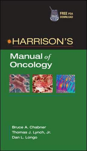 9780071411899: Harrison's Manual of Oncology