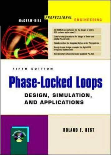 9780071412018: Phase-Locked Loops : Design, Simulation, and Applications (Professional Engineering)
