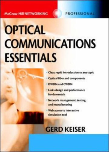9780071412049: Optical Communications Essentials (Telecommunications)