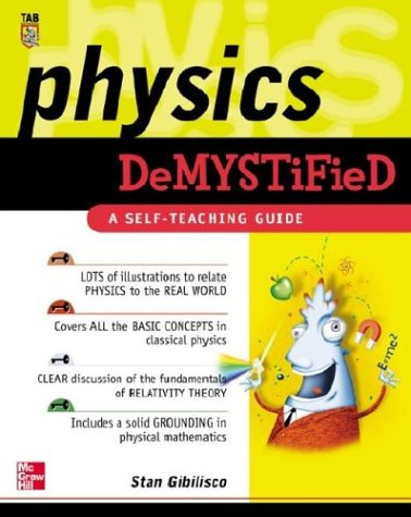9780071412124: Physics Demystified
