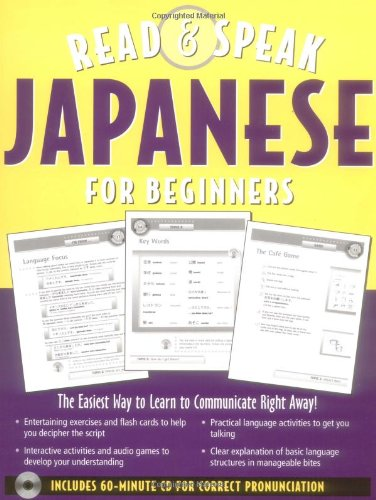 9780071412216: Read and Speak Japanese for Beginners