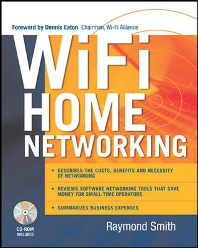 9780071412537: Wi-Fi Home Networking