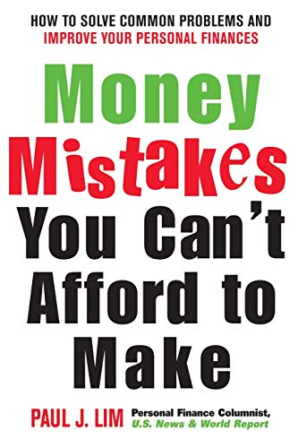 9780071412896: Money Mistakes You Can't Afford to Make