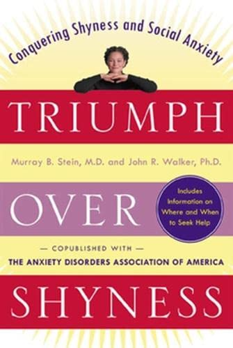 9780071412988: Triumph Over Shyness: Conquering Shyness and Social Anxiety