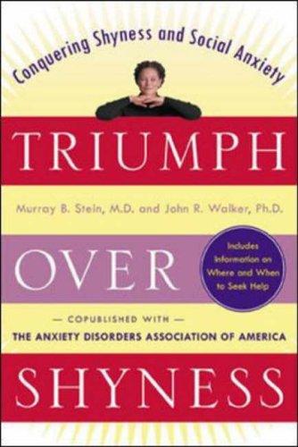9780071412988: Triumph Over Shyness