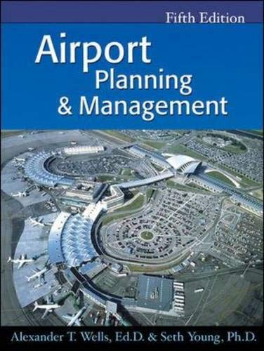 9780071413015: Airport Planning & Management