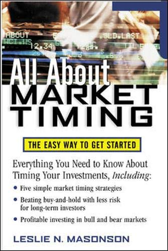 9780071413312: All About Market Timing