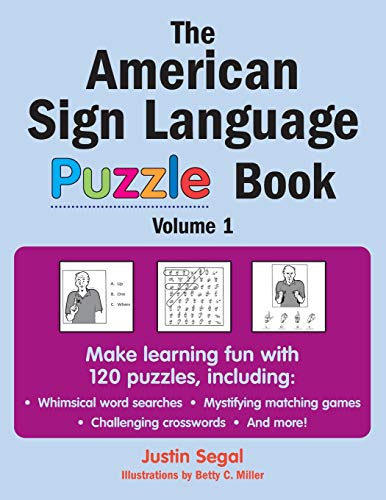 9780071413541: The American Sign Language Puzzle Book