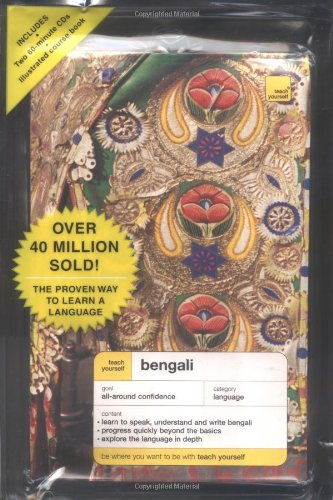 9780071413688: Teach Yourself Bengali Complete Course Package (Book + 2CDs) (Teach Yourself Language Complete Courses)