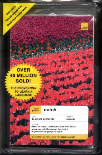 9780071413862: Teach Yourself Dutch Complete Course Package (Book + 2 CDs) [With Book] (Teach Yourself Language Complete Courses)