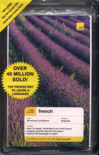 9780071413985: Teach Yourself French Complete Course Package (Book + 2cds) with Book(s) (Teach Yourself Language Complete Courses)