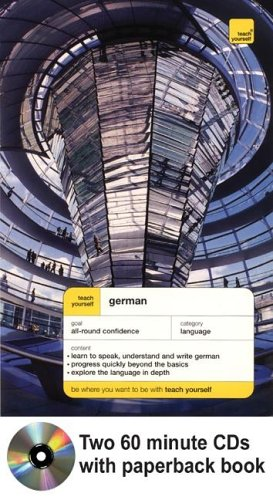 9780071414029: Teach Yourself German: Complete Audio Cd Program