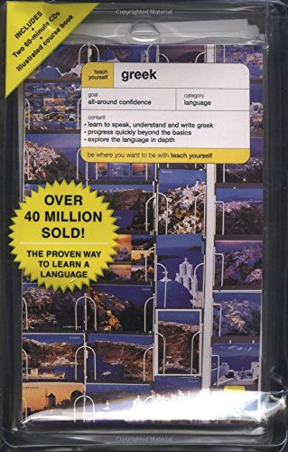 9780071414081: Complete Greek Course Book/CD Pack (Teach Yourself Languages)