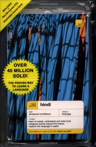 9780071414128: Teach Yourself Hindi Complete Course Package (Book + 2CDs) (TY: Complete Courses) (English and Hindi Edition)