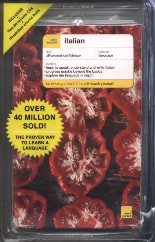 9780071414173: Teach Yourself Italian Complete Course (Book + CD Pack) with Book(s) (Teach Yourself Language Complete Courses)