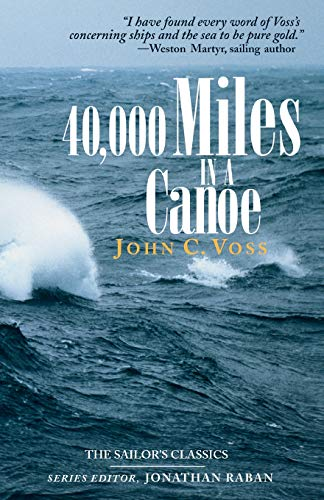 9780071414265: 40,000 Miles in a Canoe (Sailor's Classics)
