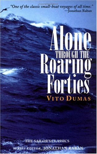 9780071414302: Alone Through the Roaring Forties