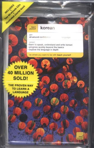 9780071414364: Teach Yourself Korean Complete Course Package (Book + 2 CDs) [With Book] (Teach Yourself Language Complete Courses)