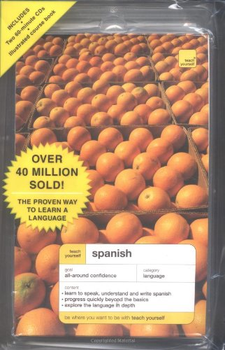 9780071414449: Teach Yourself Spanish Complete Course Package (Book + 2CDs) (Teach Yourself Language Complete Courses)