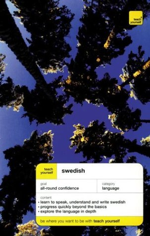 9780071414524: Teach Yourself Swedish Complete Course (Book + CD Pack) with Book (Teach Yourself Language Complete Courses)