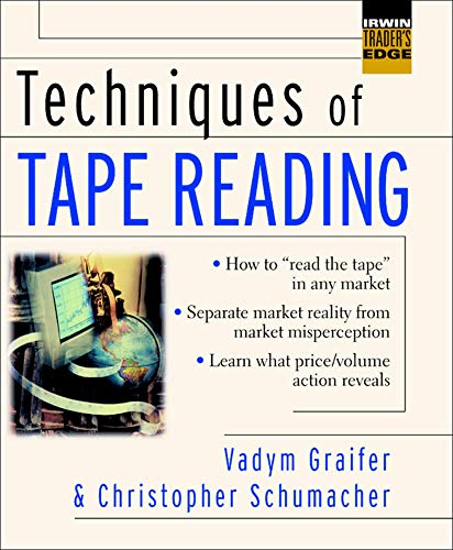 9780071414906: Techniques of Tape Reading (McGraw-Hill Trader's Edge Series)