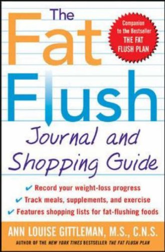 9780071414975: The Fat Flush Journal and Shopping Guide (Gittleman)