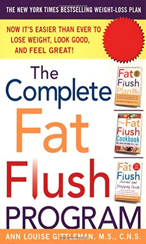 9780071415132: The Complete Fat Flush Program (Gittleman)
