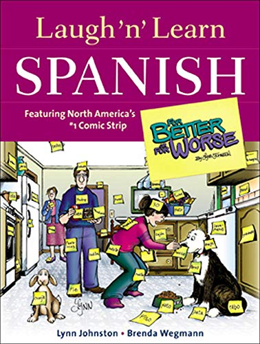 9780071415194: Laugh 'n' Learn Spanish: Featuring the #1 Comic Strip