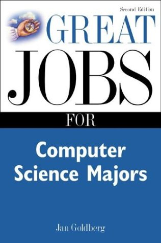 9780071415552: Great Jobs for Computer Science Majors