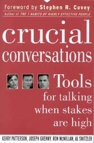 9780071415835: Crucial Conversations: Tools for Talking When Stakes Are High