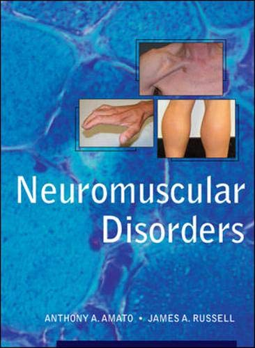 9780071416122: Neuromuscular Disorders