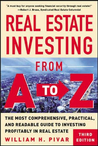 9780071416245: Real Estate Investing From A to Z : The Most Comprehensive, Practical, and Readable Guide to Investing Profitably in Real Estate