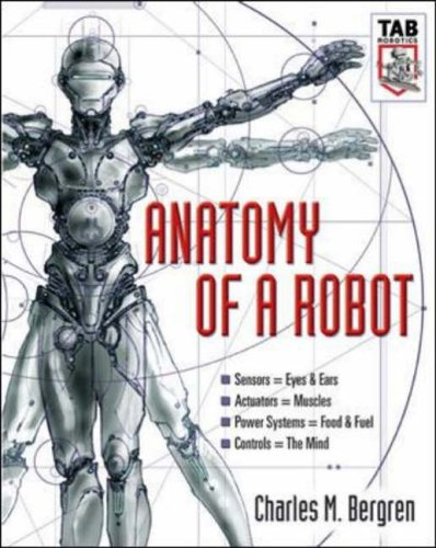 9780071416573: Anatomy of a Robot (TAB Robotics)