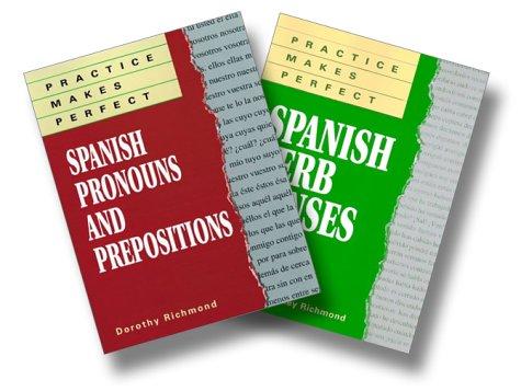 9780071417020: Richmond/Devney Perfect Spanish Verb Tenses, Prepositions and Pronouns Two-Book Bundle