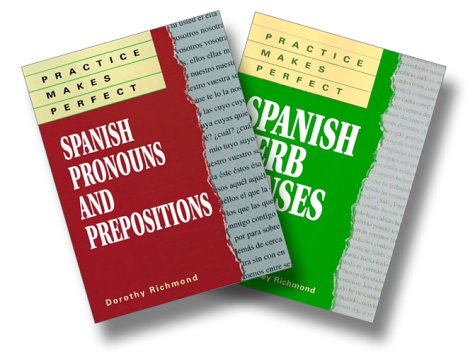 9780071417020: Richmond/Devney Perfect Spanish Verb Tenses, Prepositions and Pronouns Two-Book Bundle
