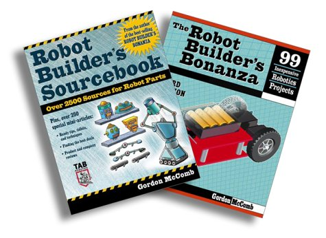 9780071417310: Robot Basics Two-Book Bundle: Robot Builder's Bonanza, Second Edition / Robot Builder's Sourcebook