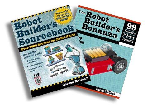 9780071417310: Robot Basics Two-Book Bundle: Robot Builder's Bonanza, Second Edition / Robot Builder's Sourcebook