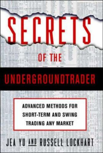 9780071417372: Secrets of the Undergroundtrader