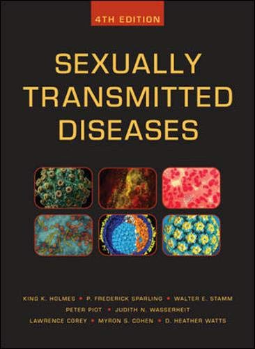 9780071417488: Sexually Transmitted Diseases, Fourth Edition (Sexually Transmitted Diseases (Holmes))