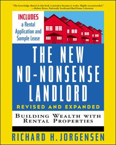 9780071417938: The New No-Nonsense Landlord, Revised and Expanded