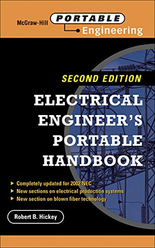 9780071418201: Electrical Engineer's Portable Handbook (Electronics)