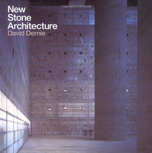 9780071418317: New Stone Architecture